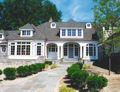 Sagamore Golf Course for a Traditional Exterior with a Traditional and Golf Course Residence III by Wallant Architect