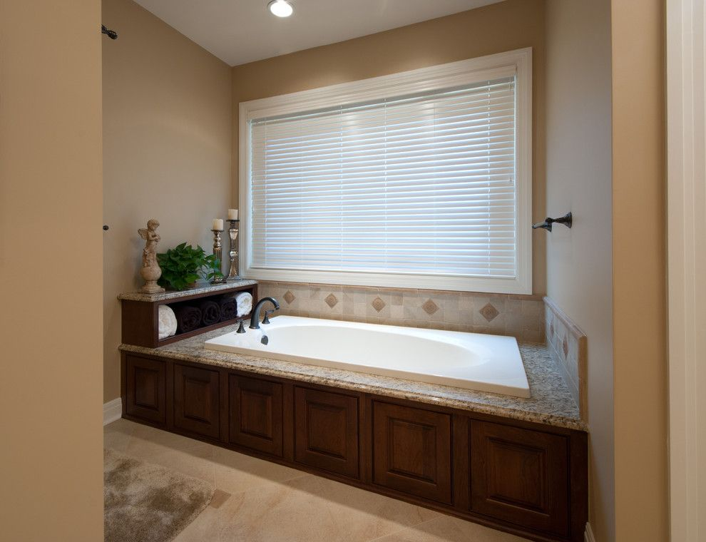 Santec for a Traditional Bathroom with a J S Brown Co and Interior Renovation 9149 by J.S. Brown & Co.