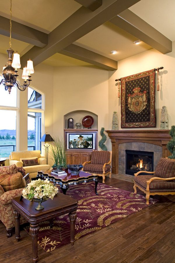 Savers Woodbury Mn for a Traditional Family Room with a Traditional and Royal Oaks Design, Inc. by Kieran J. Liebl,  Royal Oaks Design, Inc. Mn