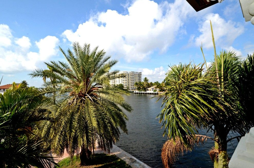 Sea Club Resort Fort Lauderdale for a Mediterranean Patio with a Mediterranean and Fort Lauderdale   Lauderdale by the Sea Mediterranean Home by Waterbrook Builders