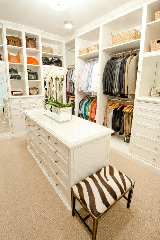 Seabrook Island Sc for a Traditional Closet with a Zebra Bench and Traditional Living by Munger Interiors
