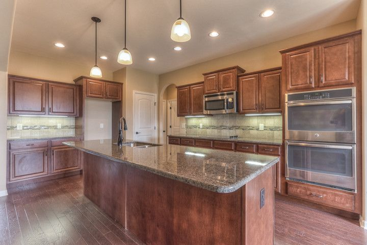 Sears Clarksville Tn for a Contemporary Kitchen with a Pendant Lighting and Lot 104 Boyer Farms by Crabbe Homes