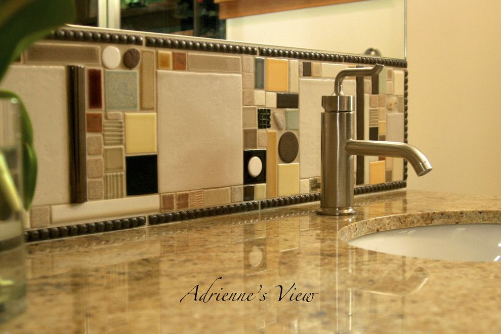 Sears Outlet Portland for a Eclectic Bathroom with a Tile and John Thompson Designer by John Thompson Designer