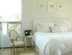 Seattle Yoga Arts for a Contemporary Bedroom with a White and Ally's Seattle Home by FROM the RIGHT BANK