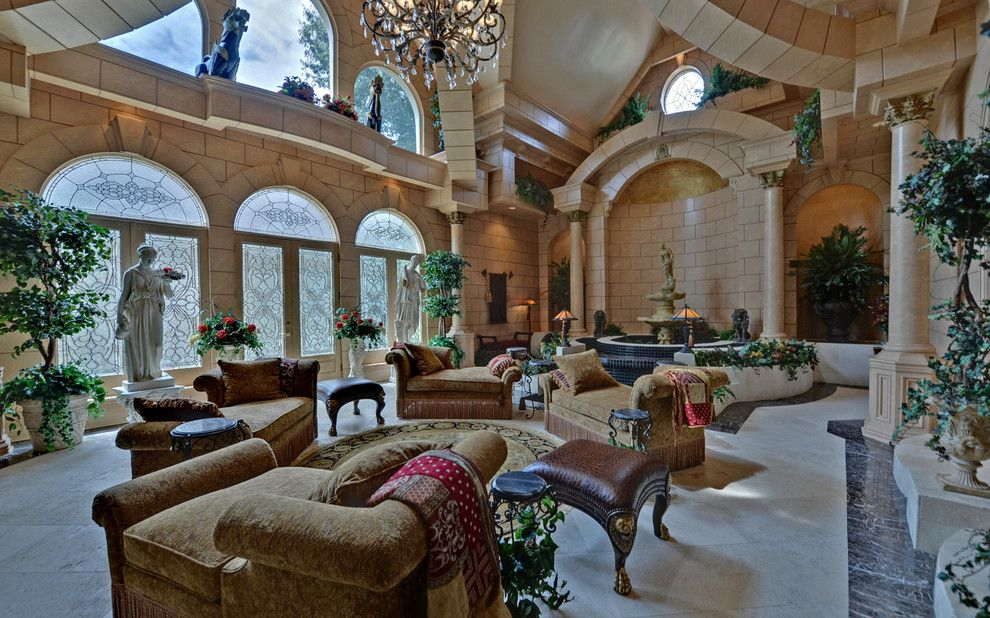 Sedgefield Country Club for a Traditional Family Room with a Professional Photographers and St. Ives Country Club Custom Homes by Envision Web