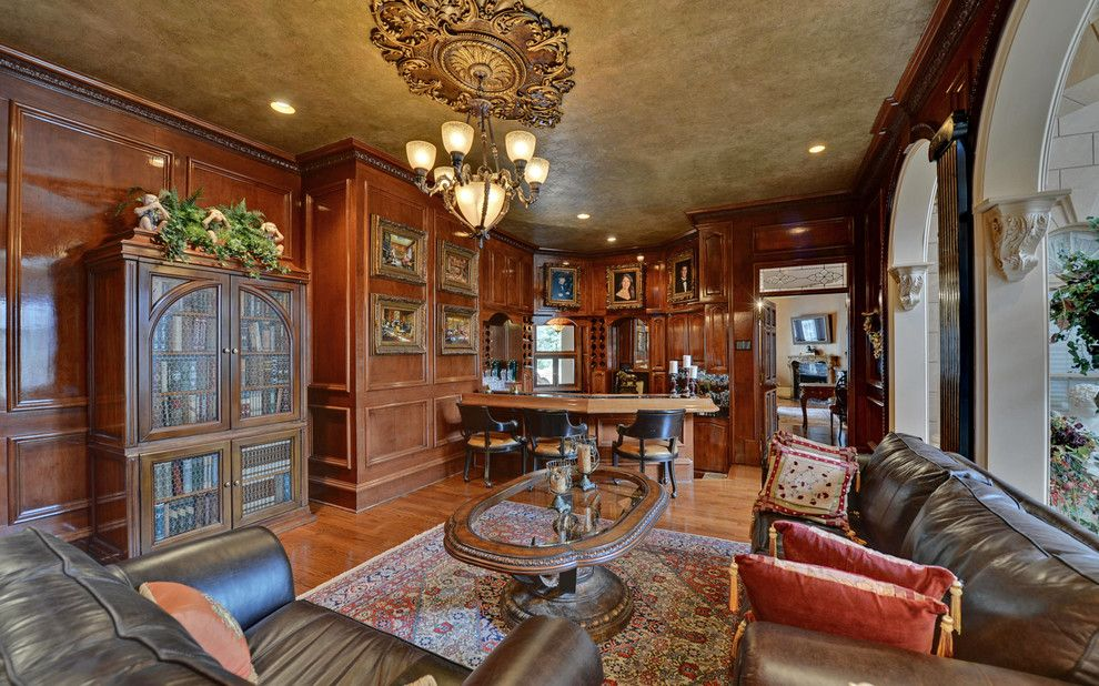 Sedgefield Country Club for a Traditional Home Office with a Custom Homes and St. Ives Country Club Custom Homes by Envision Web