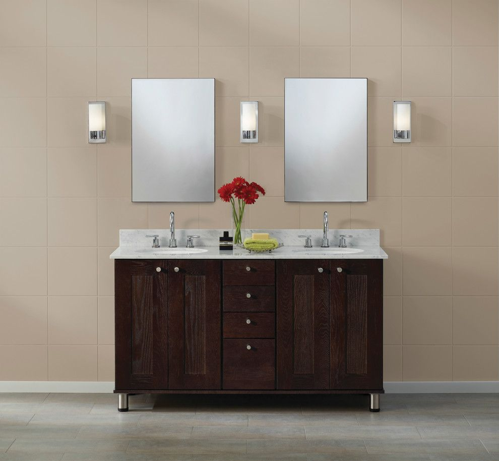 Seifer for a  Bathroom with a  and Seifer Bathroom Ideas by Seifer Kitchen Design Center