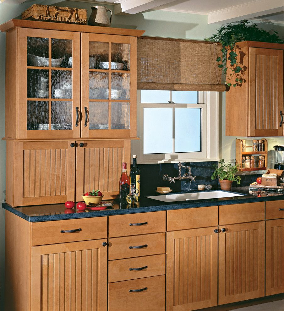 Seifer for a Craftsman Kitchen with a Craftsman and Seifer Kitchen Ideas by Seifer Kitchen Design Center
