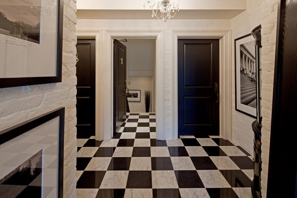 Sellars for a Victorian Entry with a Wood Trim and Royal York Apartment by Peter A. Sellar   Architectural Photographer