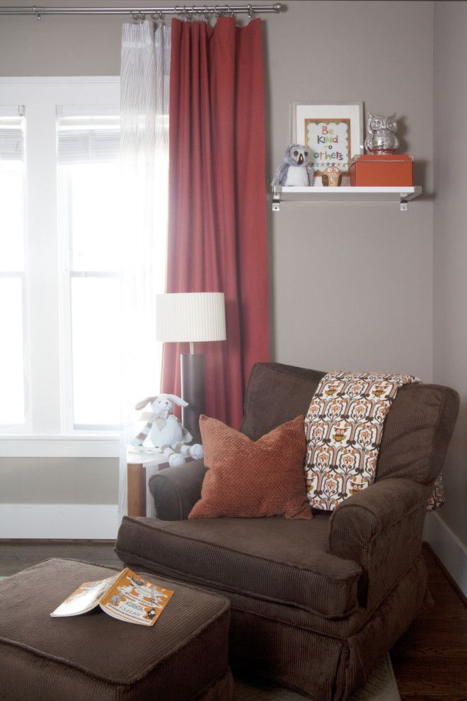 Sherwin Williams Pottery Barn for a Traditional Kids with a Wall Shelf and Brian Patrick Flynn by Decordemon