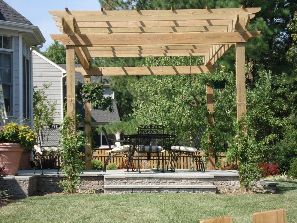Short Pump Theater for a Contemporary Patio with a Landscape and Short Pump Residence by Definity Landscape Group, Llc