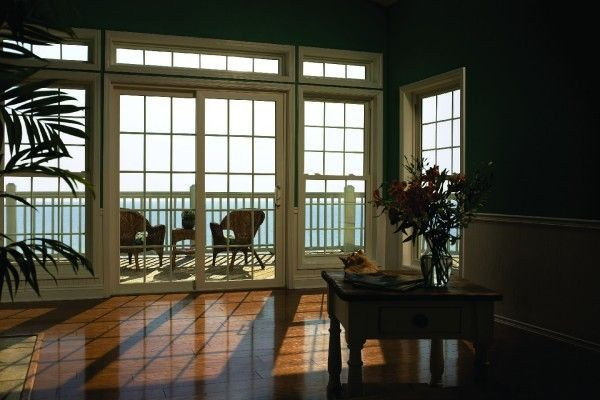 Simonton for a Traditional Living Room with a Traditional and Interior | Simonton Windows by Clovis Glass