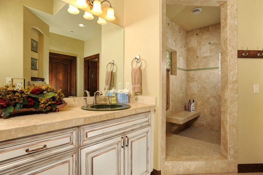Slifer Smith and Frampton for a Rustic Bathroom with a Rustic and 247 Timber Trail by Jeff Moore  Slifer Smith & Frampton Real Estate