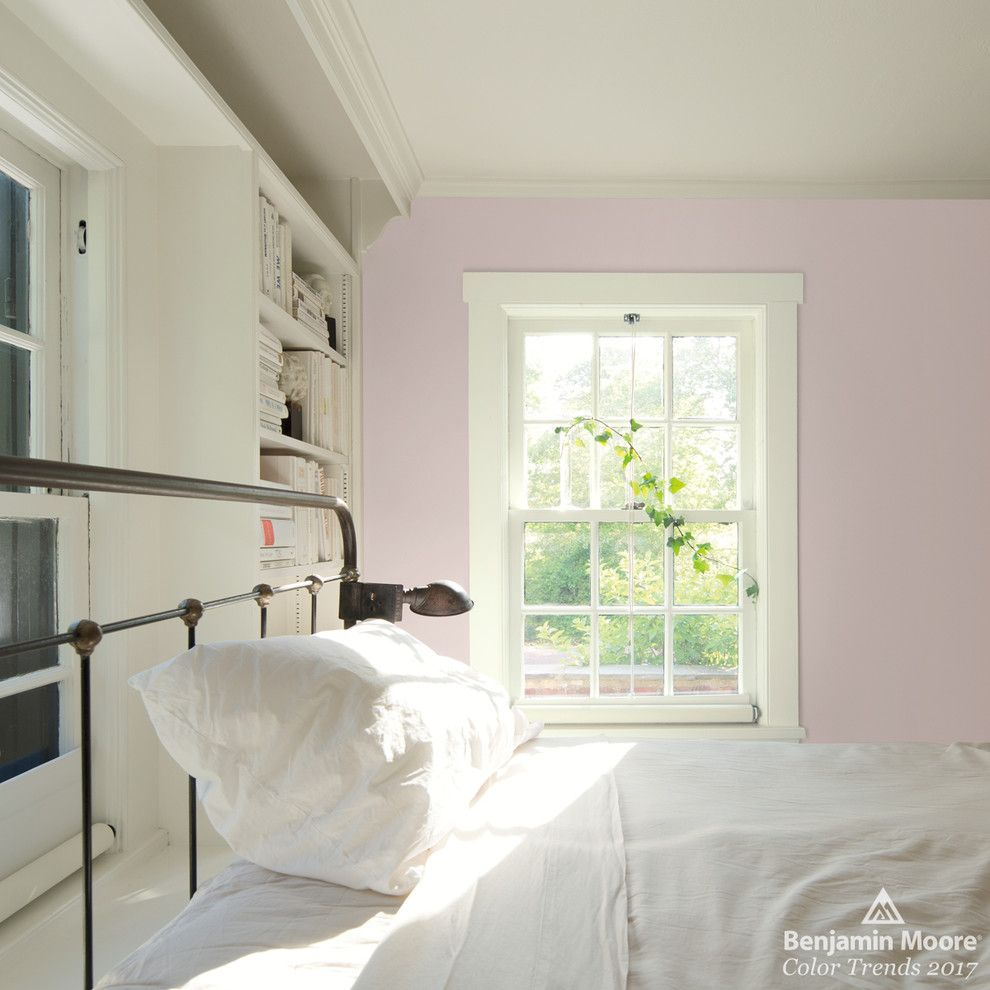 Sloat Garden Center for a Contemporary Bedroom with a Contemporary and Benjamin Moore by Benjamin Moore