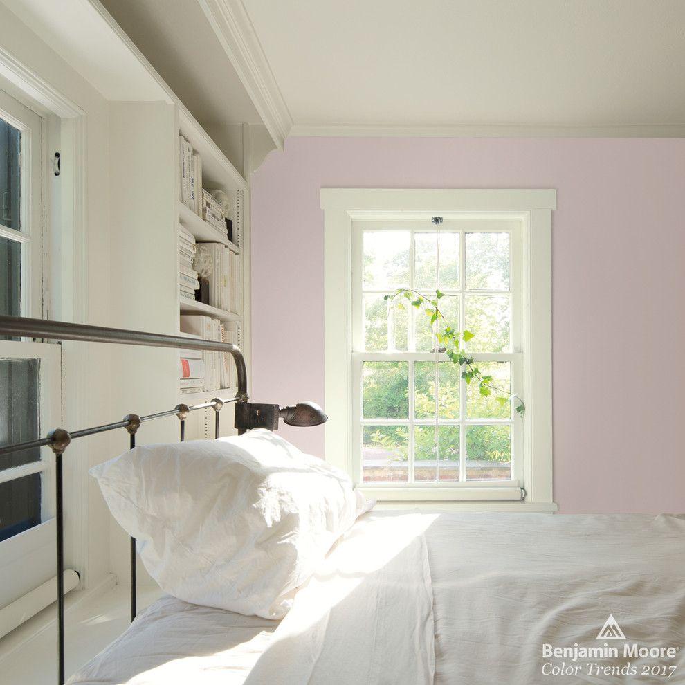 Sloat Garden Center for a Contemporary Bedroom with a Contemporary and Benjamin Moore by Benjamin Moore