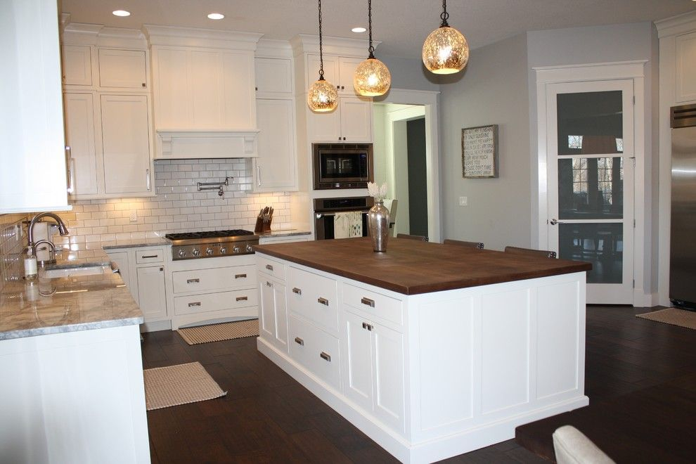 Slumberland Iowa City for a Contemporary Kitchen with a Open Shelf and 2013 Iowa City Residence by Cabinet Style