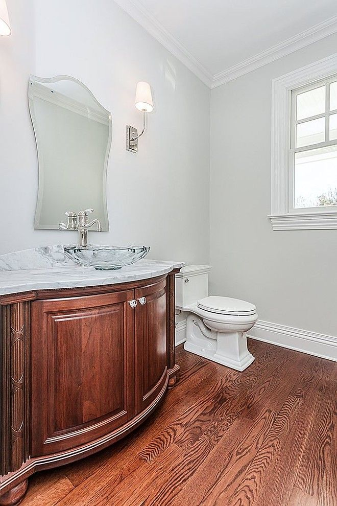 Sparta Theater Nj for a  Bathroom with a Custom Home and 15 Kemp Ave: Rumson, Nj by Roger Mumford Homes