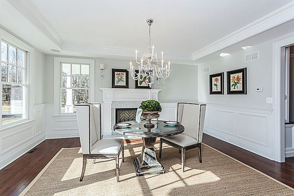 Sparta Theater Nj for a  Dining Room with a Single Family Home New Jersey and 15 Kemp Ave: Rumson, Nj by Roger Mumford Homes