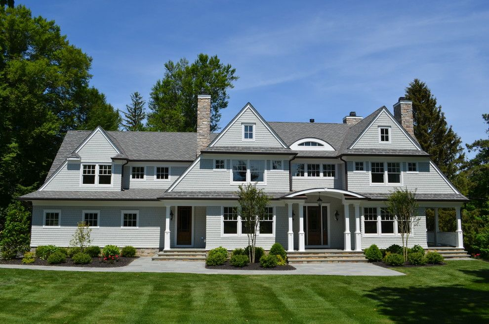 Sparta Theater Nj for a  Exterior with a Custom Home New Jersey and 15 Kemp Ave: Rumson, Nj by Roger Mumford Homes