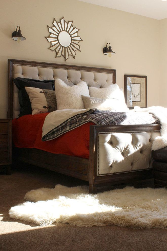 Spokane Furniture for a  Bedroom with a Spokane and Interior Styling for Construction Services by the Tin Roof Interior Design & Fine Furniture