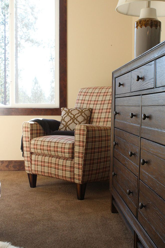 Spokane Furniture for a  Bedroom with a Spokane Fall Festival of Homes 2015 and Interior Styling for Construction Services by the Tin Roof Interior Design & Fine Furniture