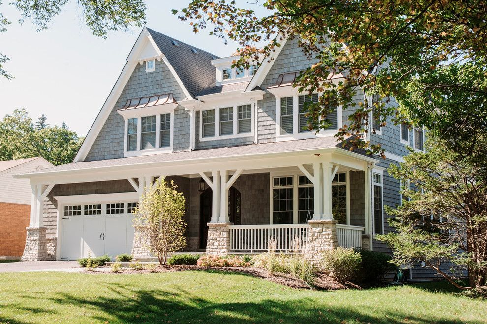 Spring Window Fashions for a Traditional Exterior with a Custom Made and Summit Signature Homes, Inc. by Summit Signature Homes, Inc.