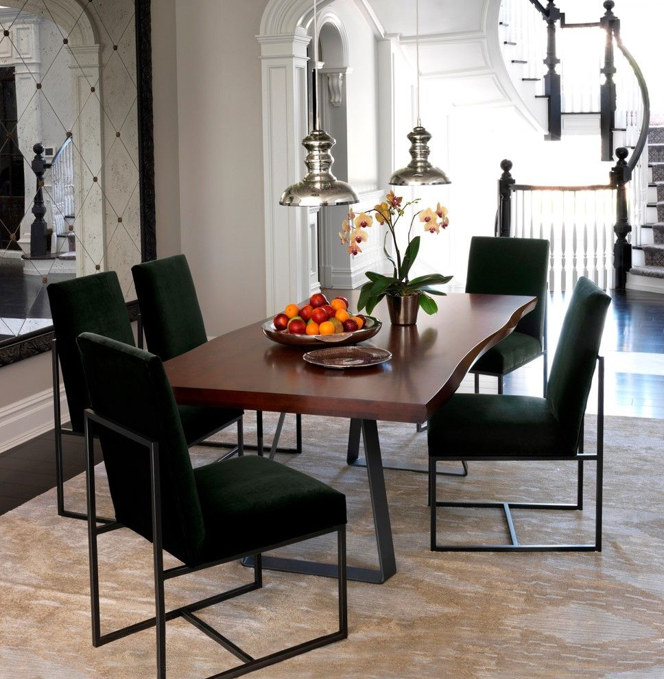 St Croix Theater for a Contemporary Dining Room with a Contemporary and Saloom Dining Room by Bloomingdale's