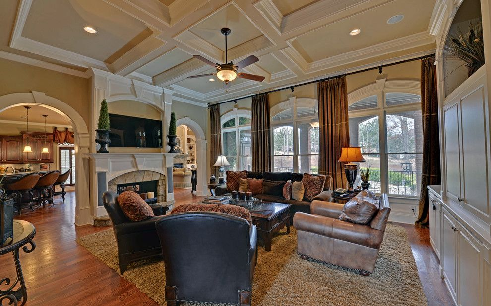 St Marlo Country Club for a Traditional Living Room with a St Marlo and St. Marlo Golf & Country Club by Envision Web