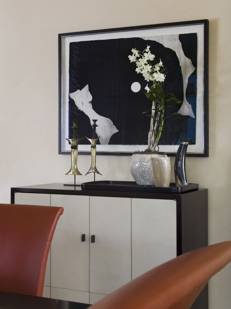 St Regis Sf for a Contemporary Dining Room with a Contemporary and St. Regis Sf High Rise by Kendall Wilkinson Design