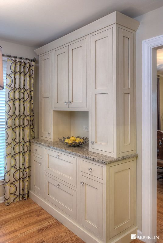 Stiles Construction for a Eclectic Kitchen with a Inset Cabinets and Milwaukee Galley Kitchen B by Tracy Leah Interior Design