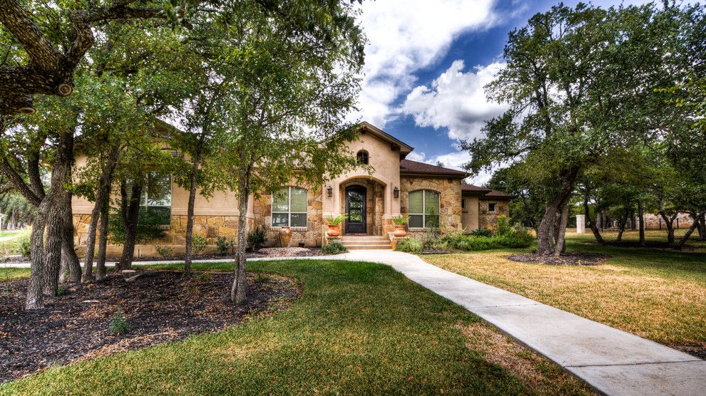 Suddenlink Georgetown Tx for a Traditional Exterior with a Traditional and 401 4t Ranch Georgetown, Tx by Jeff Watson Homes, Inc.