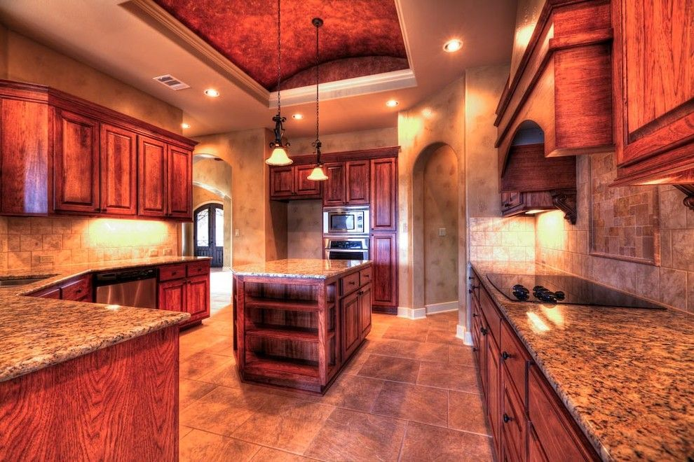 Suddenlink Georgetown Tx for a Traditional Kitchen with a Traditional and 106 Standing Oak Georgetown Tx by Jeff Watson Homes, Inc.