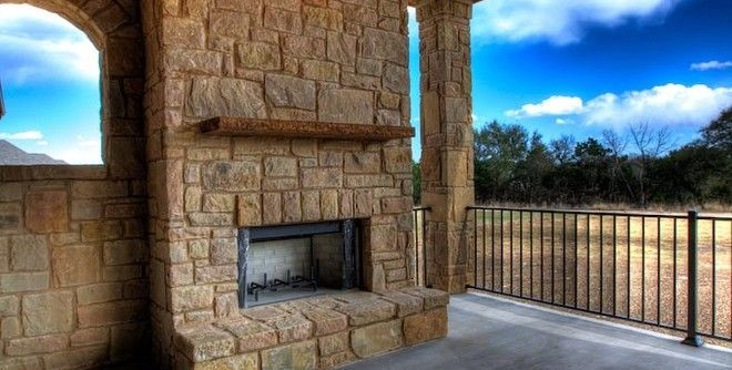 Suddenlink Georgetown Tx for a Traditional Patio with a Traditional and 106 Standing Oak Georgetown TX by Jeff Watson Homes, Inc.