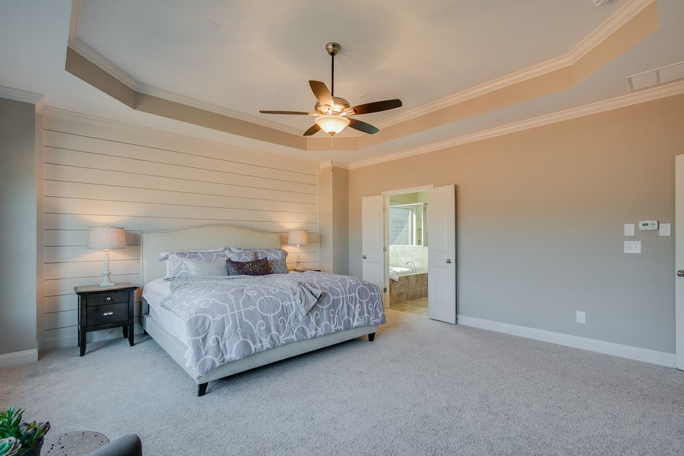 Summit Pointe for a  Bedroom with a Atlanta Home Staging and Summit Point Model (Johns Creek, Georgia) by Fynhome Staging & Redesign