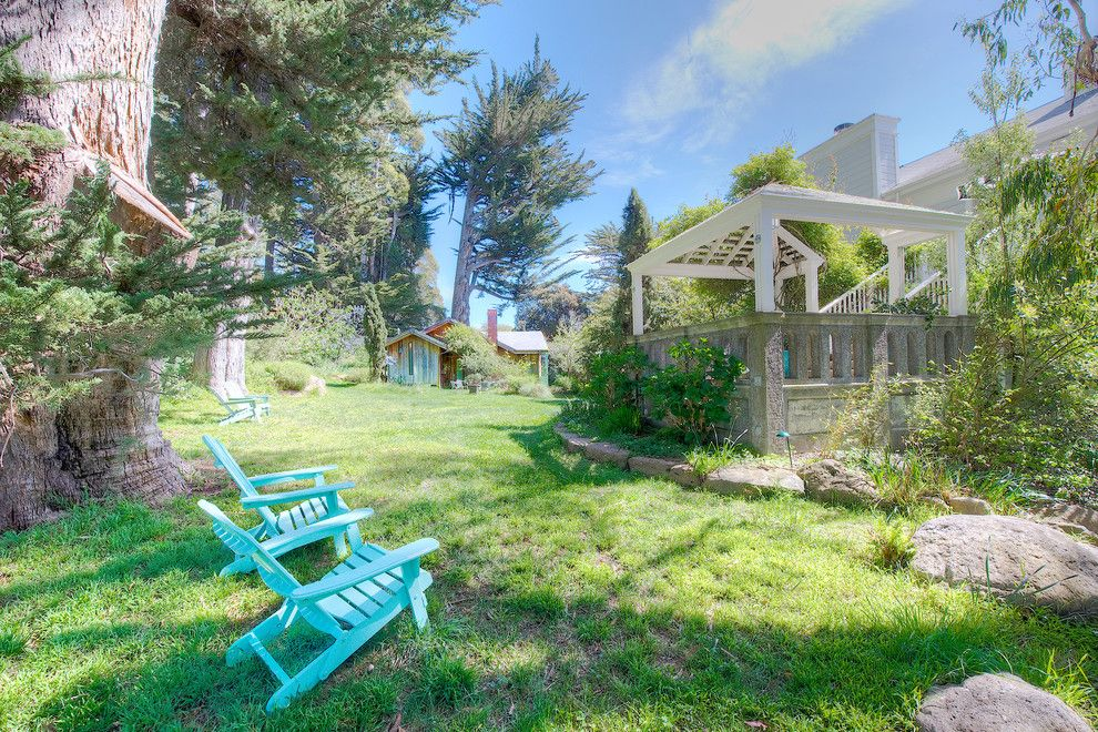 Sun Realty Nc for a Traditional Landscape with a Country Home and 9870 State Route 1, Olema, CA by Decker Bullock Sotheby's International Realty