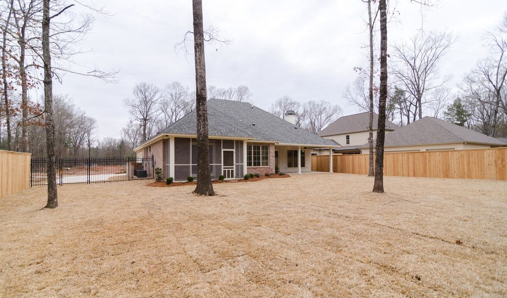 Sun Realty Nc for a Traditional Landscape with a Trees and 2116 Woodsong Lane by Provenance Realty Group