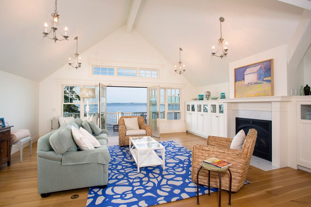 Sun Realty Outer Banks for a Beach Style Family Room with a Oak Floors and 11900 Ne Country Club Rd by Realogics Sotheby's International Realty