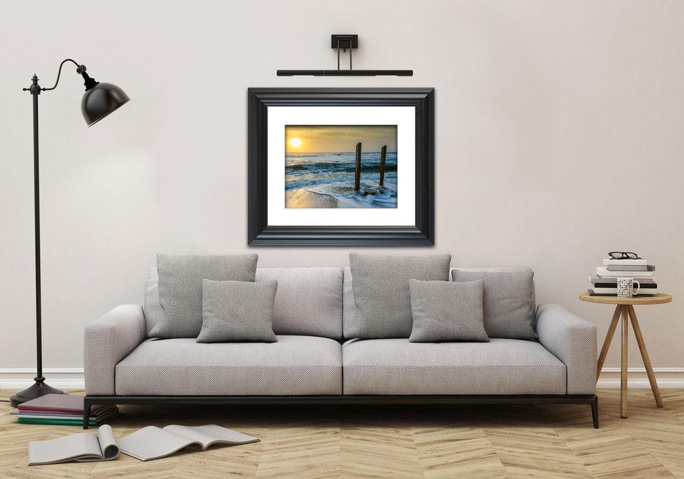 Sun Realty Outer Banks for a  Spaces with a Sunrise and Kissed by the SeaLandscape Photography Traditional Photo Prints on Display by PI Photography and Fine Art