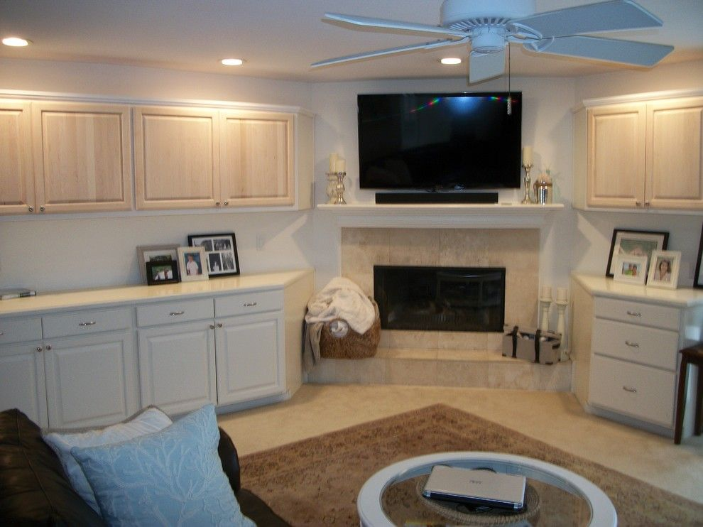 Sunrise Jacksonville Fl for a Modern Family Room with a Cabinet Painting Jacksonville Fl and Cabinet Painting & Kitchen Cabinets Refinishing   Jacksonville, Fl. by Sunrise Painting Services