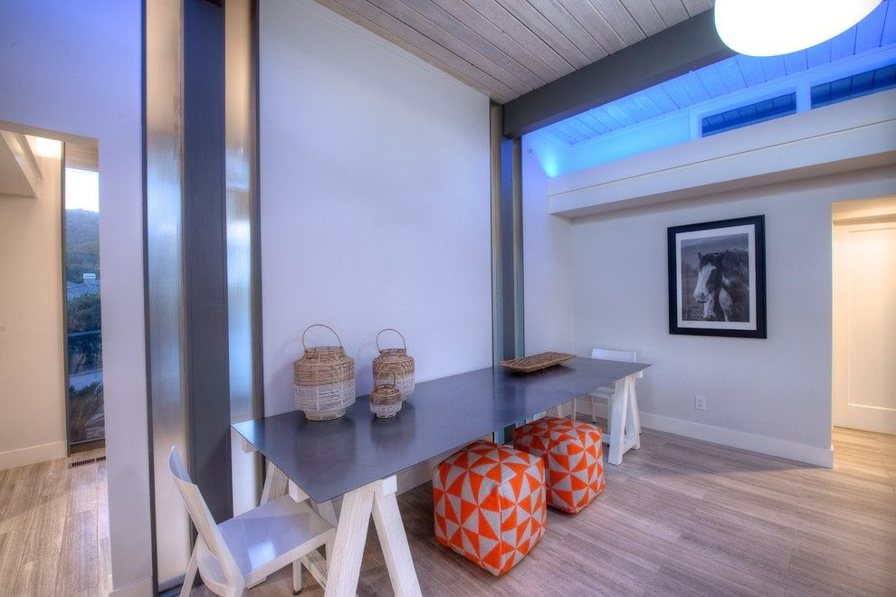 Tamalpais for a Midcentury Living Room with a Mid Century and Mid Century Modern Meets Today's Lifestyle by Decker Bullock Sotheby's International Realty