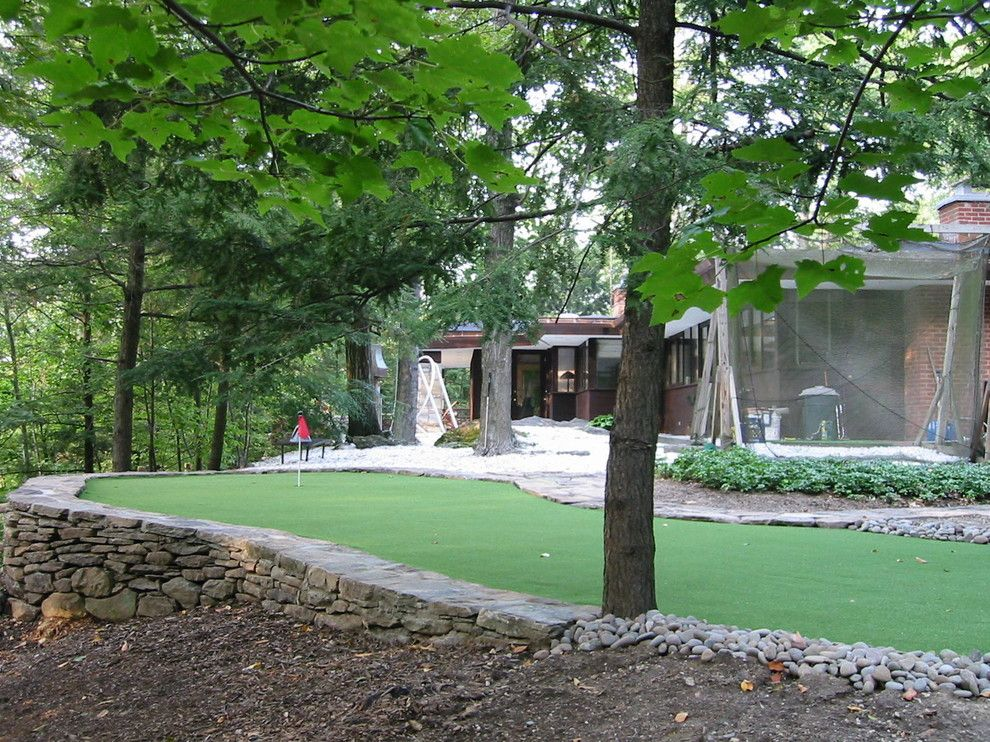 The Boulders Golf for a  Landscape with a Golf Course and Recent Projects by Tom Williamson Landscaping
