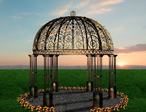 The Iron Giant Cast for a Traditional Spaces with a Traditional and Architectural Decorative Iron Work  Ny Usa by Architectural Traditional  Metal  Iron Work