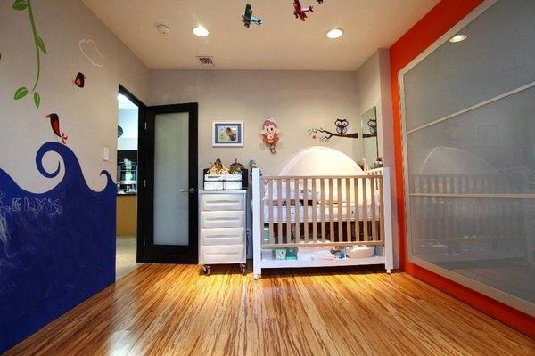 The Oaks Calabasas for a Modern Kids with a Makeover and Spaziola: Bedroom by Spazio La