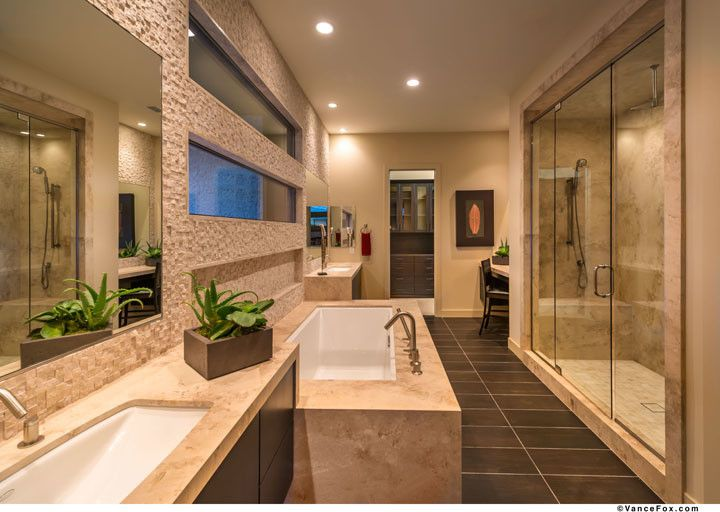 The Ridges Las Vegas for a  Bathroom with a  and the Grand Collection at Sterling Ridge in Las Vegas, Nevada by William Lyon Homes