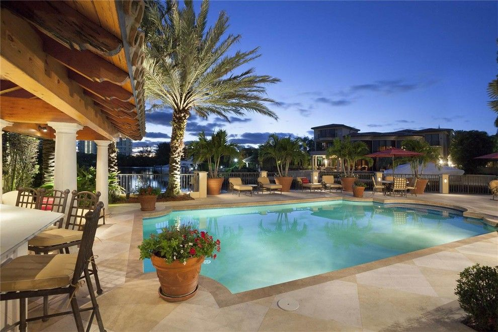 The Strand Naples Fl for a  Spaces with a Outdoor Dining and Jackson Custom Pools by Jackson Custom Pools