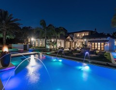 The Strand Naples Fl for a  Spaces with a Swimming Pool Builder and Jackson Custom Pools by Jackson Custom Pools