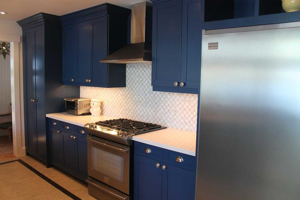 Timberline Homes for a Contemporary Kitchen with a Contemporary and Renovations and Additions by Timberline Custom Homes