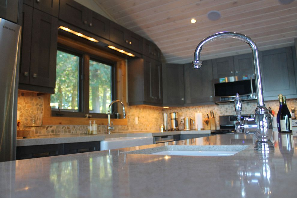 Timberline Homes for a Traditional Kitchen with a Traditional and Kitchens by Timberline Custom Homes