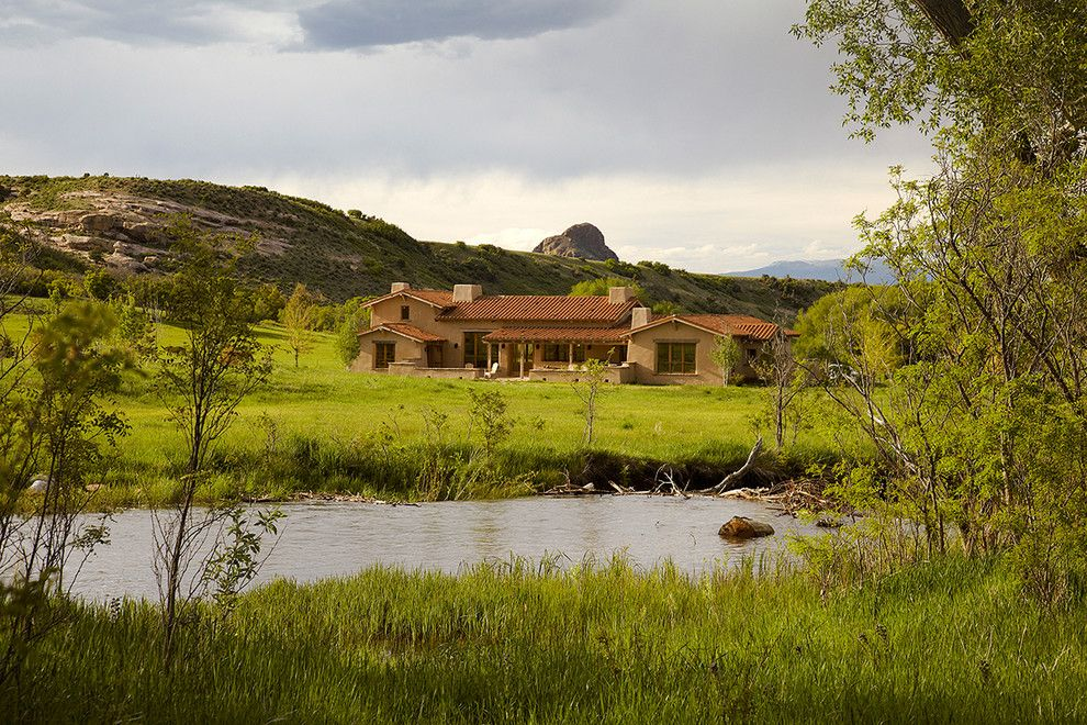 Times Square at Craig Ranch for a Mediterranean Exterior with a Building and North Star Ranch by Miller Architects Ltd