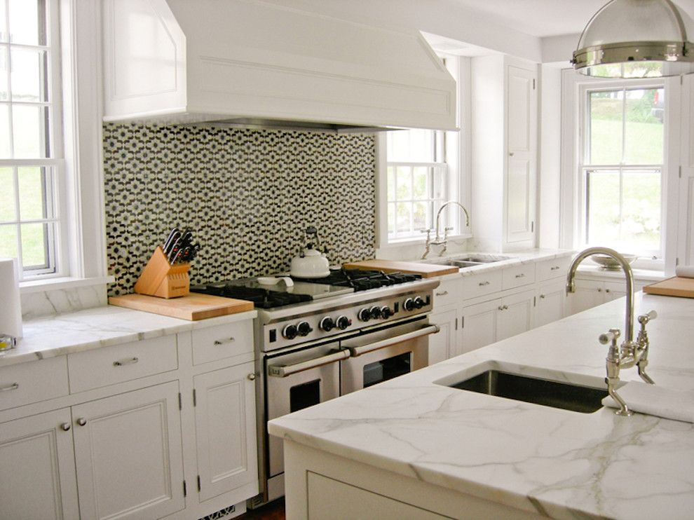 Tivoli Bowl for a Traditional Kitchen with a Traditional Cottage and Tivoli Estate by Victoria Kirk Interiors